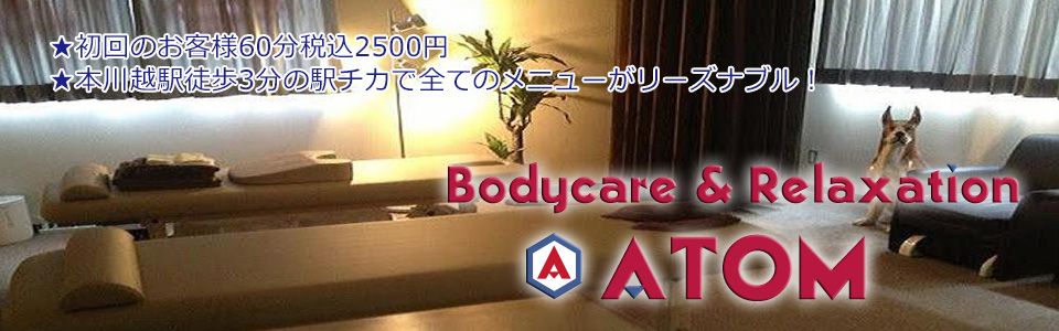 Bodycare&Relaxation ATOM
